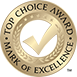 Top Choice Mark of Excellence